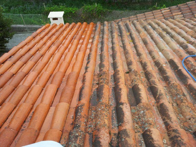 tarif pour faire nettoyer la toiture de sa maison dans le var piacentino et fils. Black Bedroom Furniture Sets. Home Design Ideas
